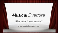 Musical overture slogan
